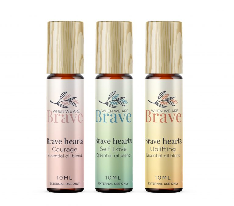 Brilliantly Brave Essential Oils