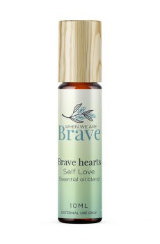 When we are Brave Self Love Essential Oil