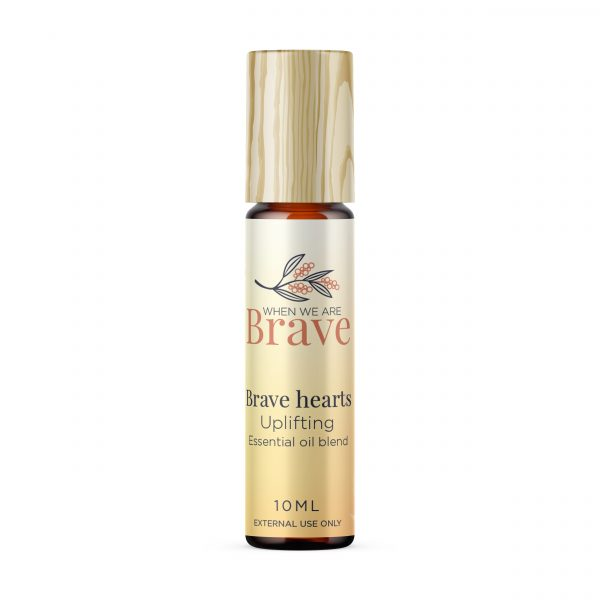 When we are Brave Uplifting Essential Oil