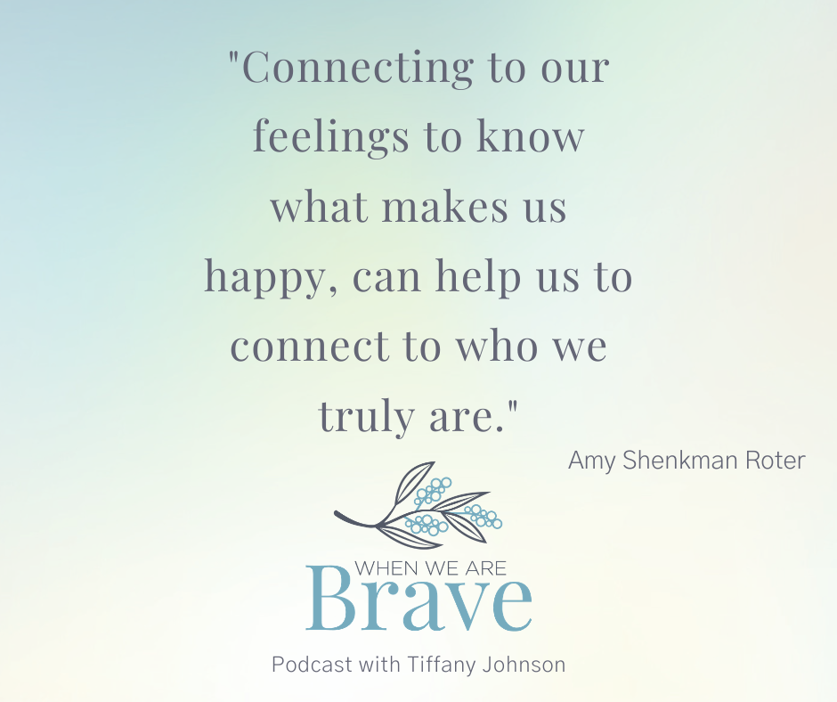 When we are Brave with Amy Shenkman Roter