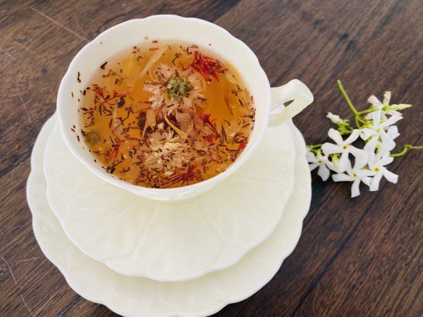 Brave Hearts Herbal Blend teacup