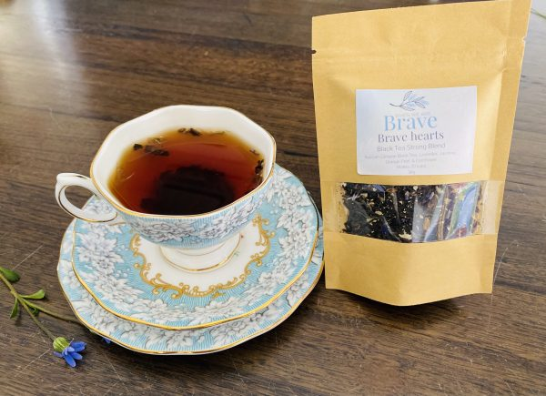 Brave Hearts Black Tea Strong Blend