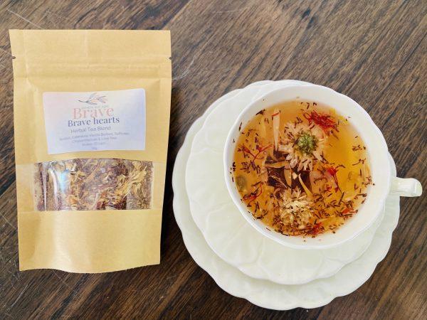 Brave Hearts Herbal Blend Tea