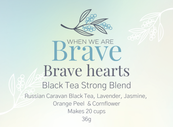 Brave Hearts Black Tea Strong Blends