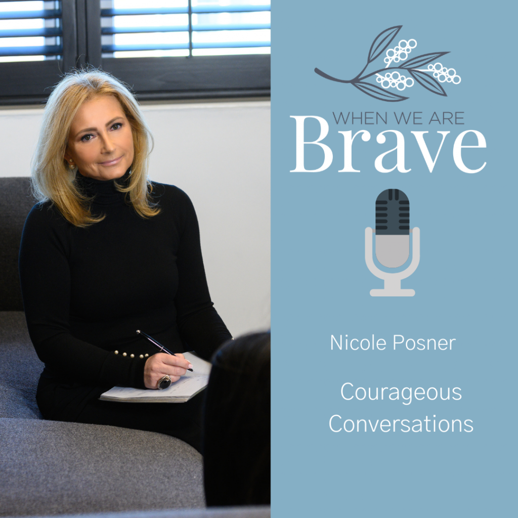When we are Brave Podcast